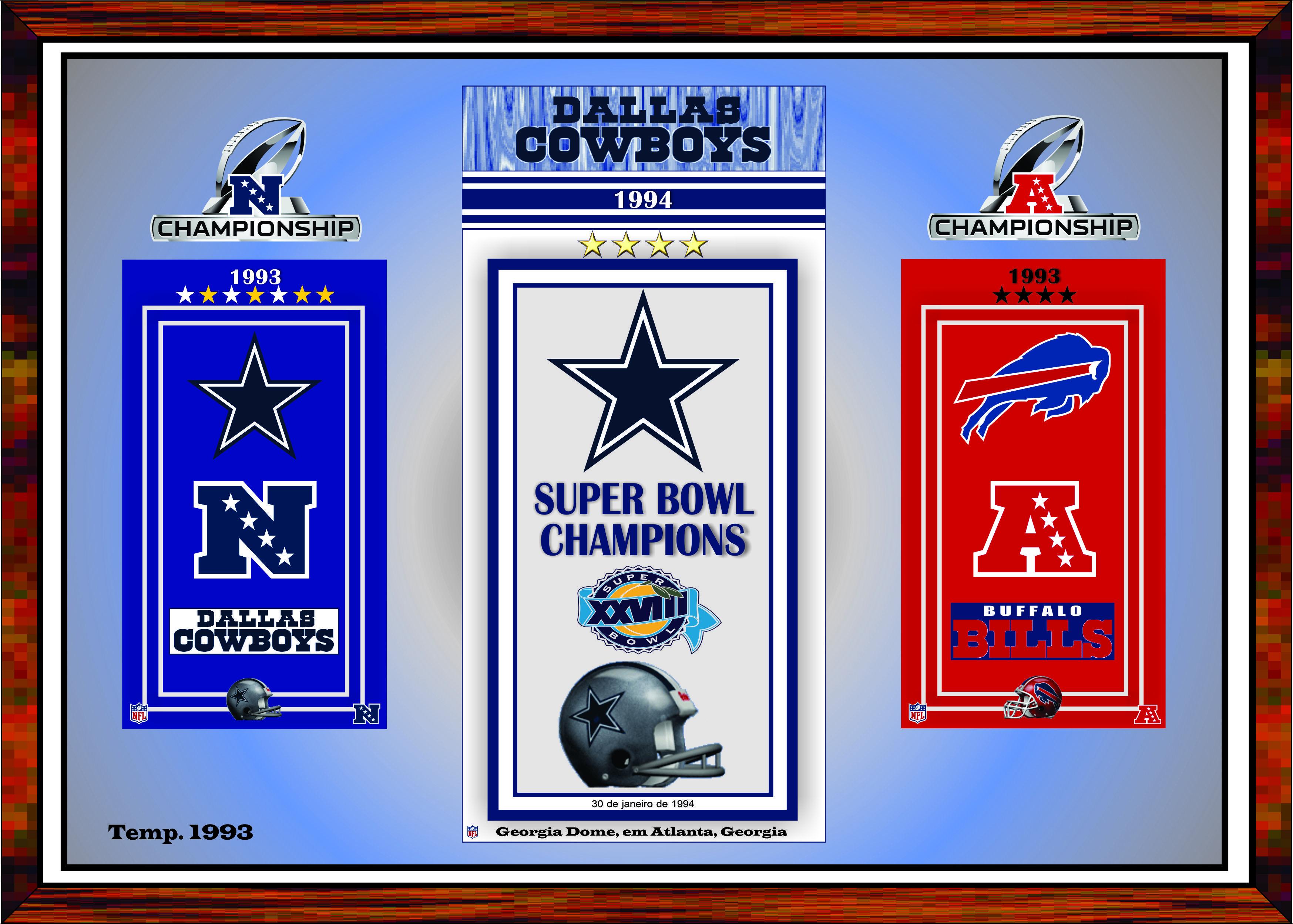 28 - 1993 Dallas Cowboys