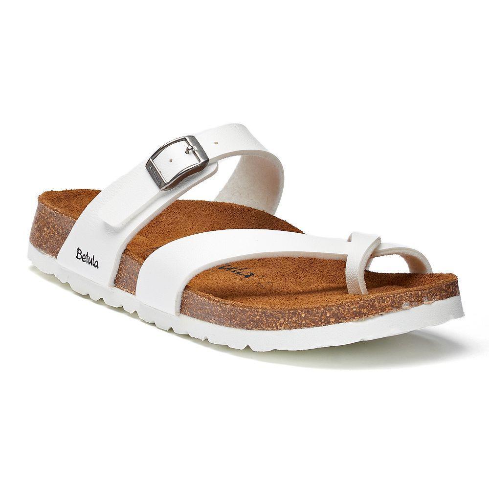 Betula Mia Women's Footbed Sandals