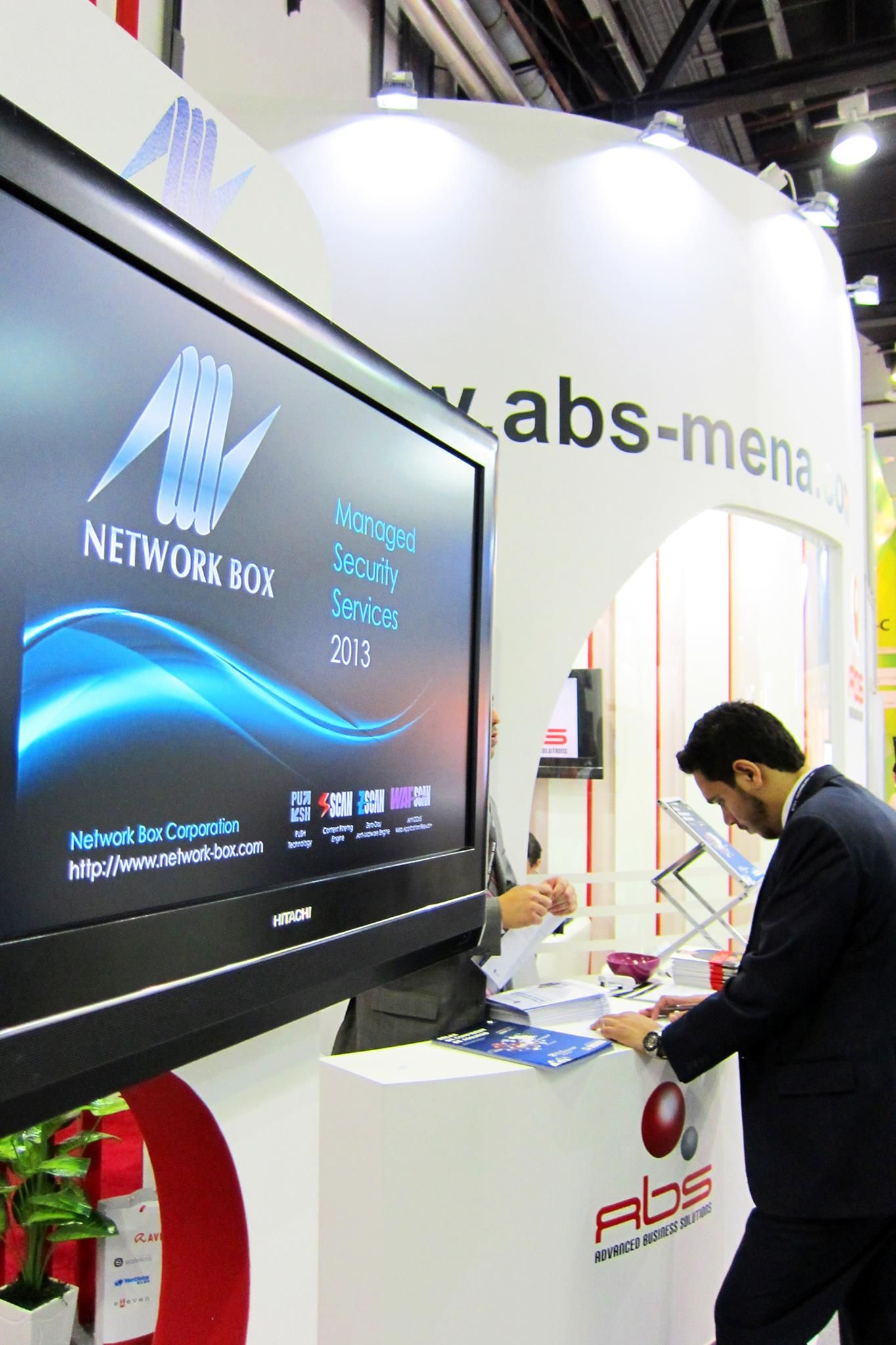 Come on and check out Network_Box latest technology at