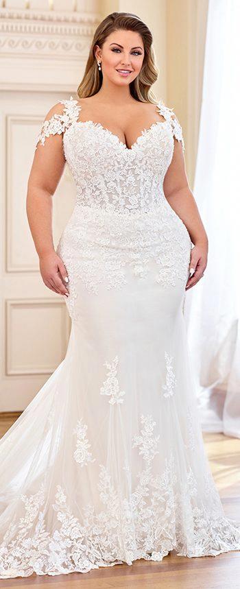 Plus Size Wedding Dress   Plus Size Wedding Dresse in 2020 ...