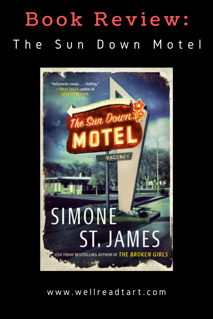 Book Review of THE SUN DOWN MOTEL A WellRead Tart in
