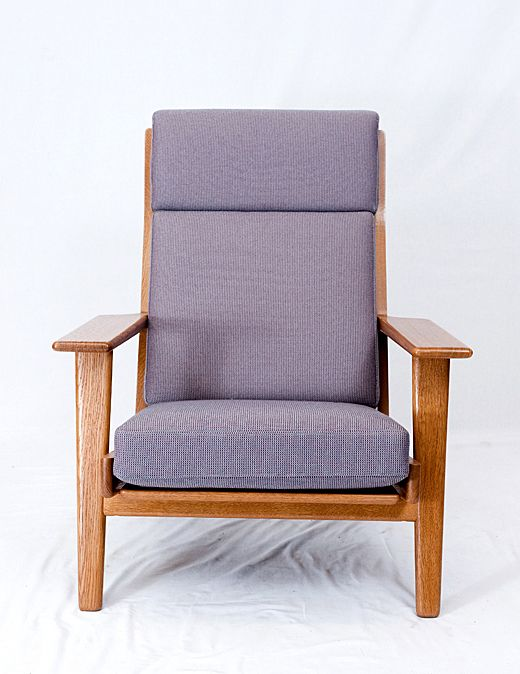 Awesome Hans Wegner GE290 High Back Armchair | From A Unique Collection Of Antique  And Modern Lounge
