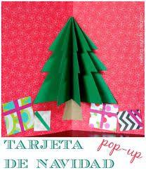 Tarjetas De Navidad Para Nios Hechas A Mano Cada Tarjeta Lleva - Tarjetas-navideas-para-nios