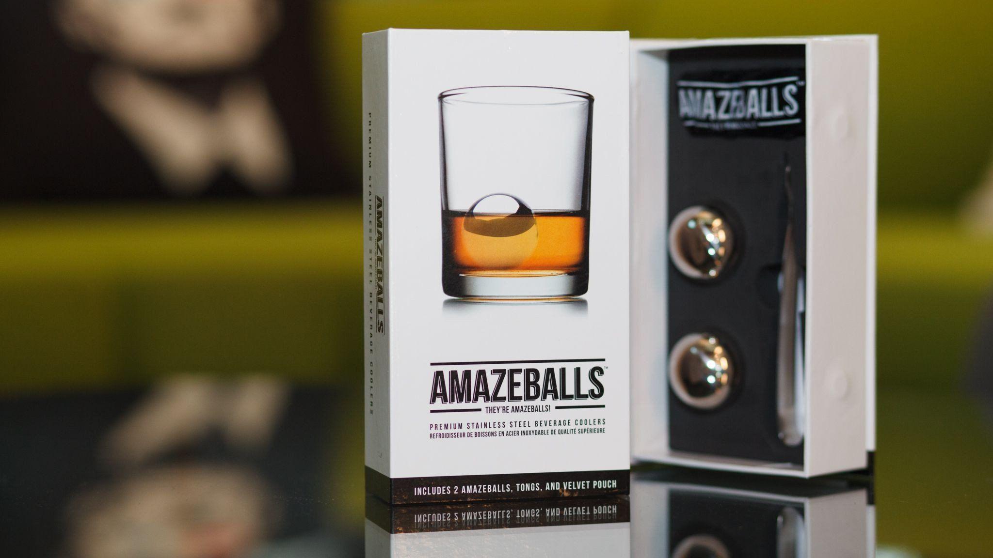 oficjalna strona delikatne kolory oferować rabaty Whiskey Balls - by Amazeballs | Cool inventions, Whiskey ...