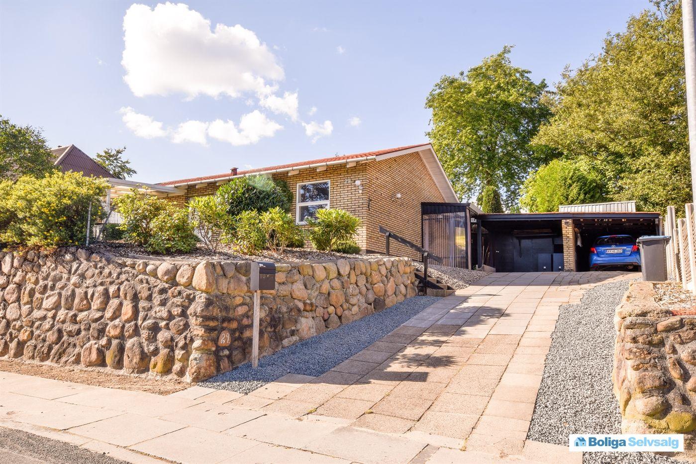 Gødvad Bakke 29, st., 8600 Silkeborg - Flot renoveret villa, indflytningsklar nu #villa #Skanderborg #familie #børnevenlig #Jylland #selvsalg #boligsalg #boligdk