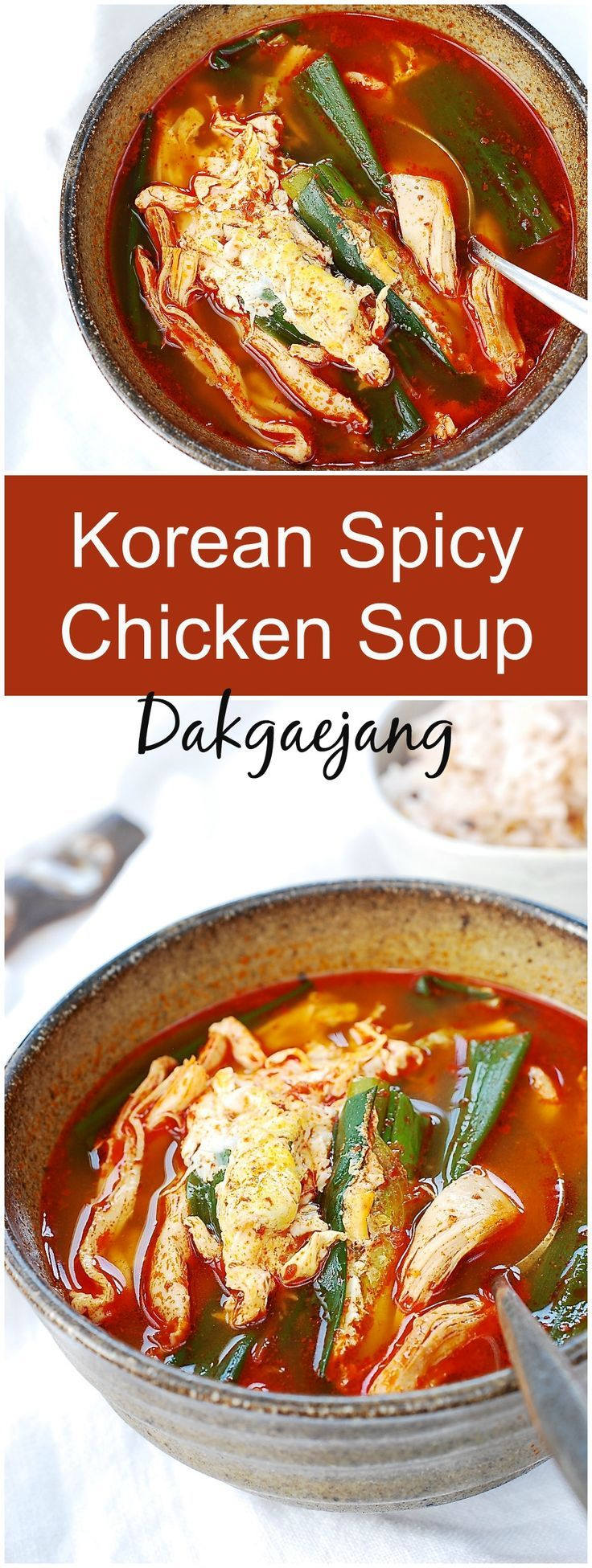 Korean spicy chicken soup 1000 ideas about korean chicken on korean spicy chicken soup 1000 ideas about korean chicken on pinterest healthy korean forumfinder Image collections