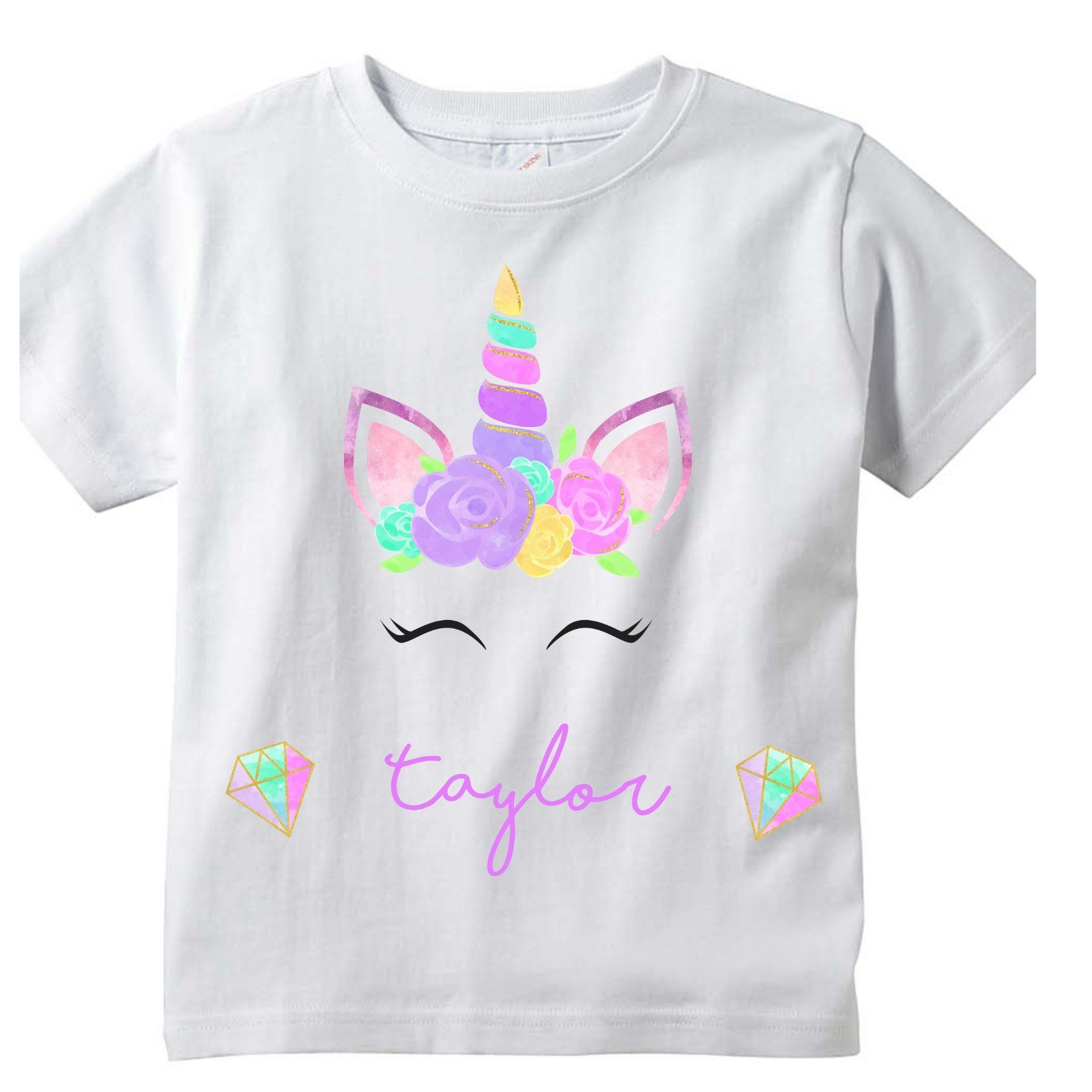 f25f4b00 Custom unicorn girls shirt, back to school unicorn t-shirt, youth unicorn  shirt, girls unicorn tee, girls Birthday Unicorn by CustomCutiesByMimi on  Etsy