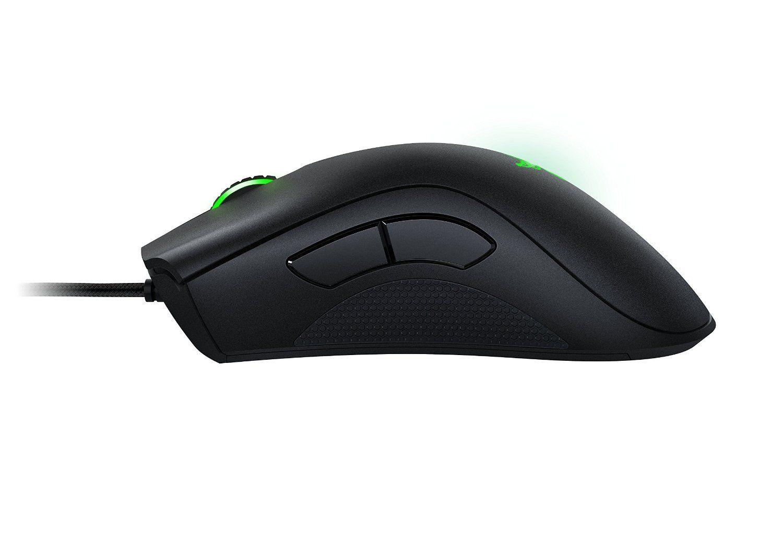 Razer DeathAdder Elite Chroma Multi-Color Ergonomic Gaming Mouse RZ01-02010100