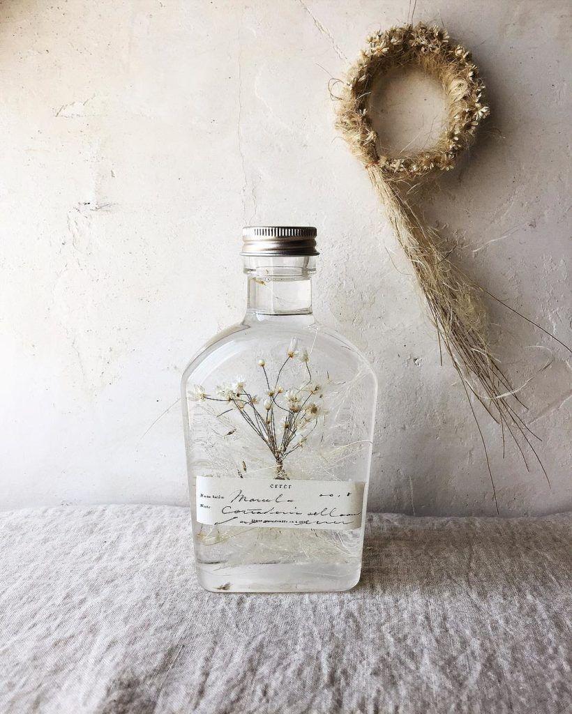 Homemade Essential Oils Wedding Style Inspiration Lane: Wedding Favors / Errer / Homemade Essential Oils