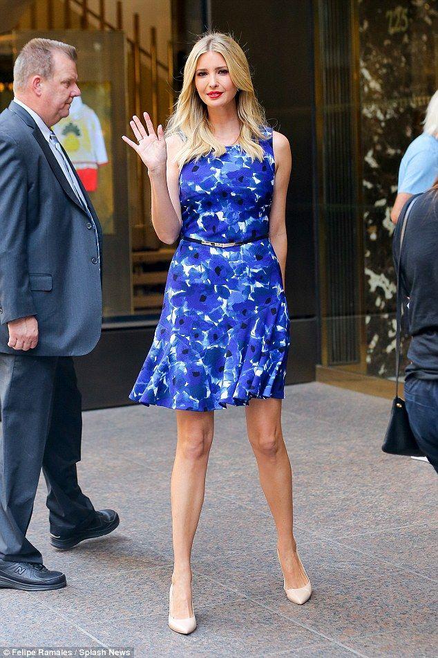 Ivanka Trump Shares Snap Of Her Daughter Holding Three Month Old Theo Ivanka Trump Photos Trump Fashion Ivanka Trump