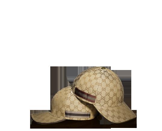 Original Gg Canvas Baseball Hat Designer Hats Men Gucci Hat Mens Accessories Fashion