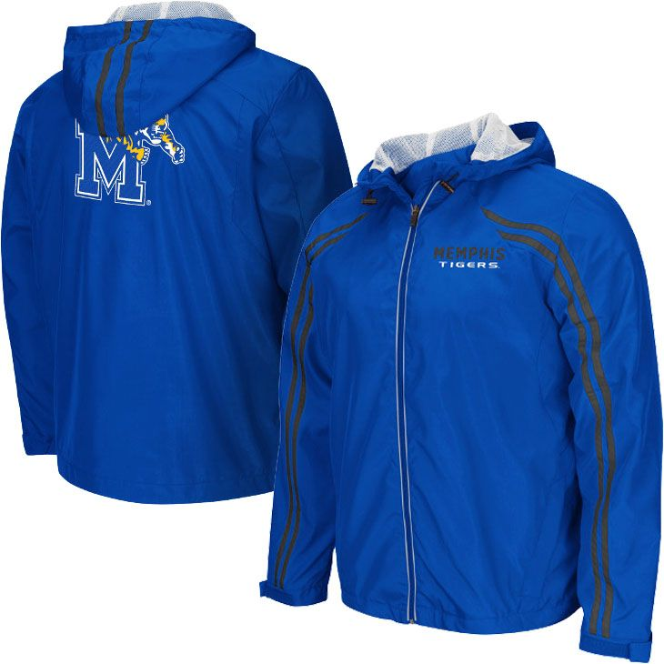 8559ec10c2c5 Memphis Tigers  Storm  Windbreaker Jacket from Colosseum®
