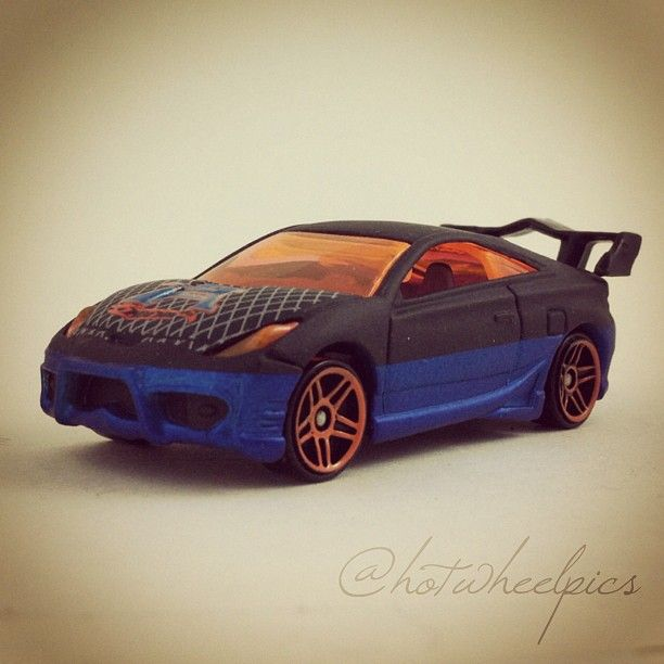 Night Breed - Toyota Celica - 2004 Hot Wheels
