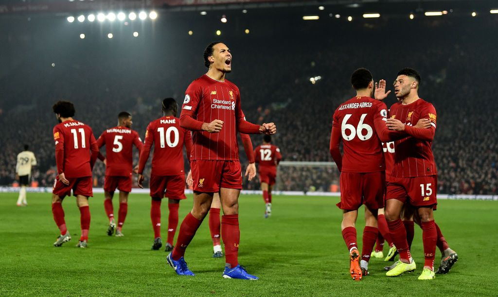 Premier League To Air On Peacock For July 15 Launch In 2020 Premier League Liverpool Manchester United