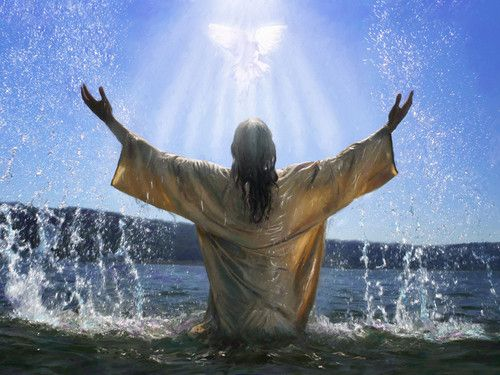 Jesus And The Holy Spirit In 2019 Akiane Kramarik Holy