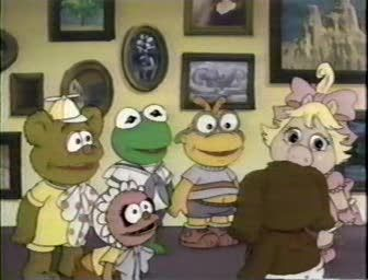 Muppet Babies Season 2 Episode 11 The Muppet Museum of Art; possibly the only well-written video made for kids about art, ever.