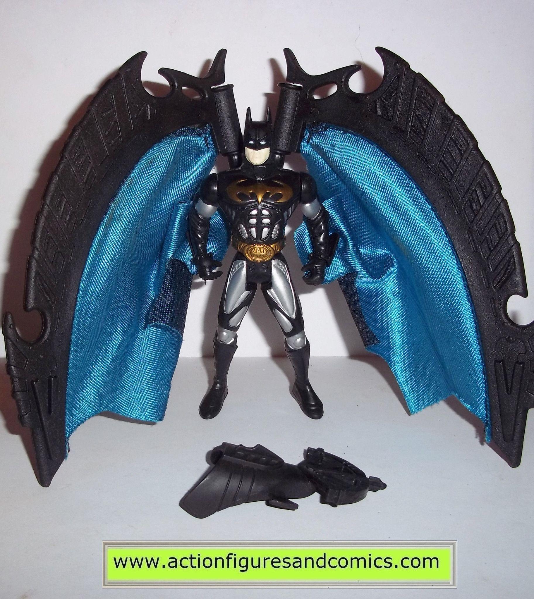 batman forever SOLAR SHIELD BATMAN movie action figures ...