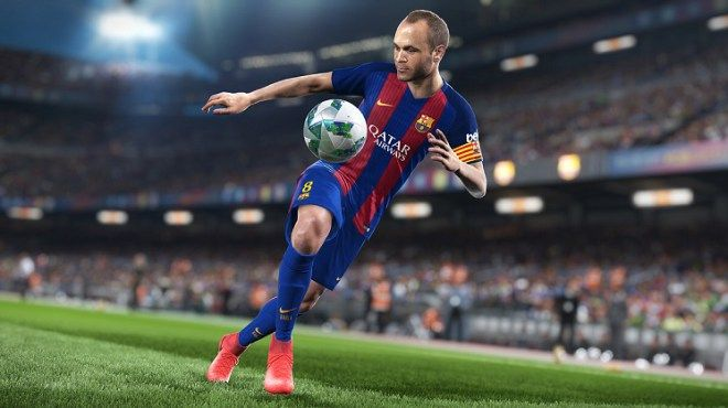 pro evolution soccer 2018 key free download