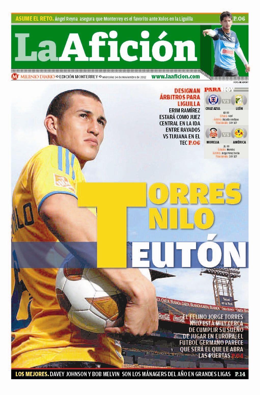 Jorge Torres Nilo estaría muy cerca de cerrar su traspaso al futbol alemán...