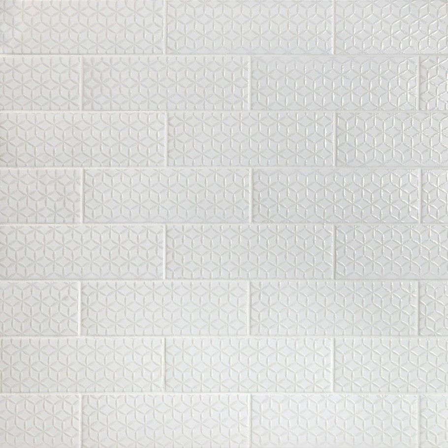 London Spring White 3x9 Ceramic Tile Ceramic Tiles Ivy Hill Tile Tiles