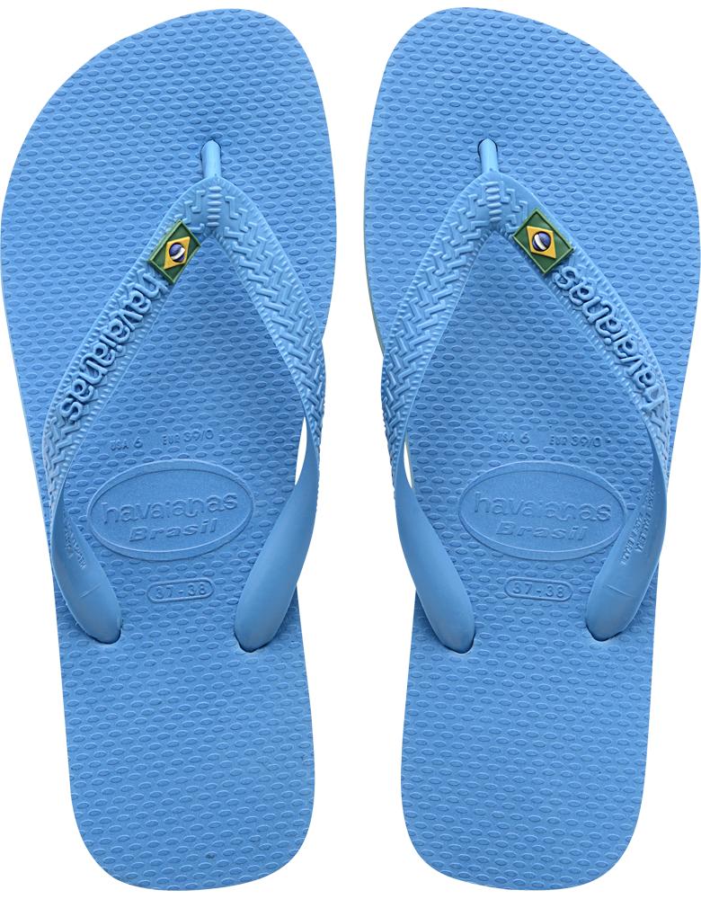 0863b4b15 Havaianas Flip Flops Not just for tropical vacations. Great in place of  slippers and to wear in a sketchy shower.