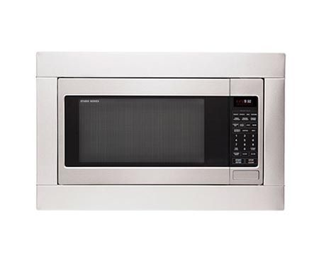Lg Studio 2 0 Cu Ft Countertop Microwave Oven With Easyclean