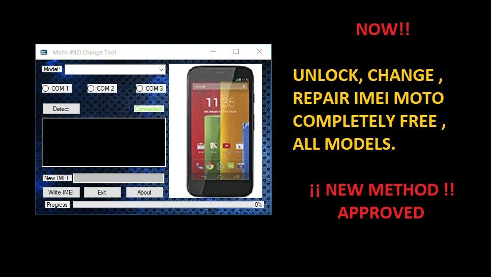 IMEI changer Tool, Download - Moto Droid Tool  androidapk