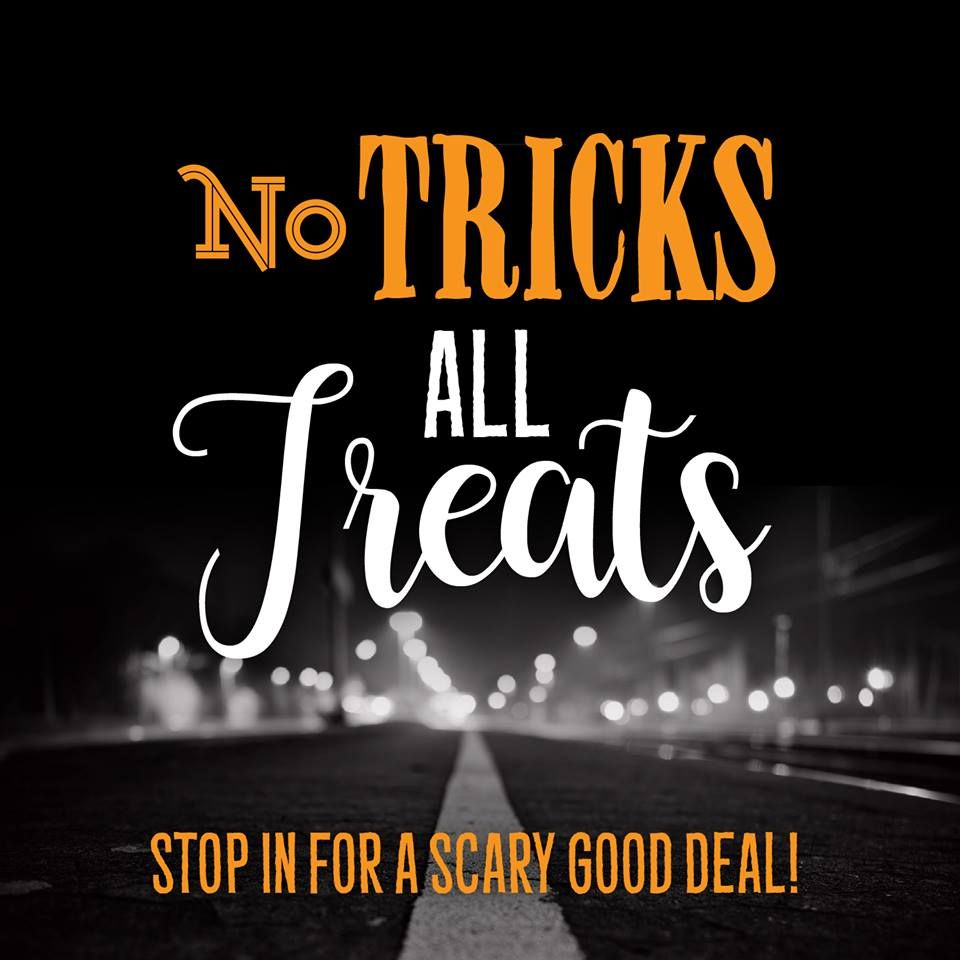 Honda Presidents Day Sale >> No tricks, all treats! Hurry in today to Tom Kadlec Honda for savings so good, it's frightening ...