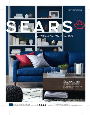 Page couverture de la section maison du catalogue Automne 2016 de - Magazine Deco Maison Gratuit