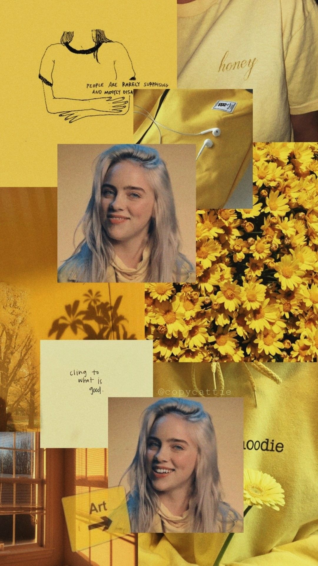 Billie Eilish Hintergrund Iphone Apple Hintergrund Iphone Retroposter