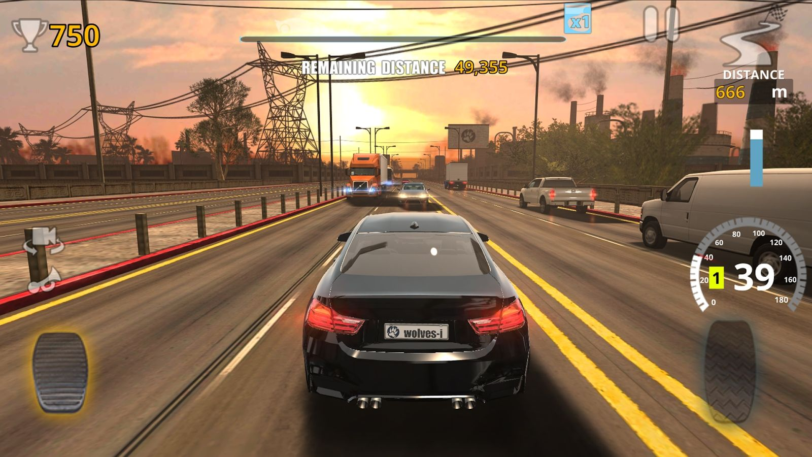 Download Traffic Tour v1.2.6 Game APK Full has been posted