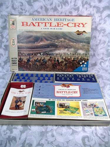 how to play battle cry board game