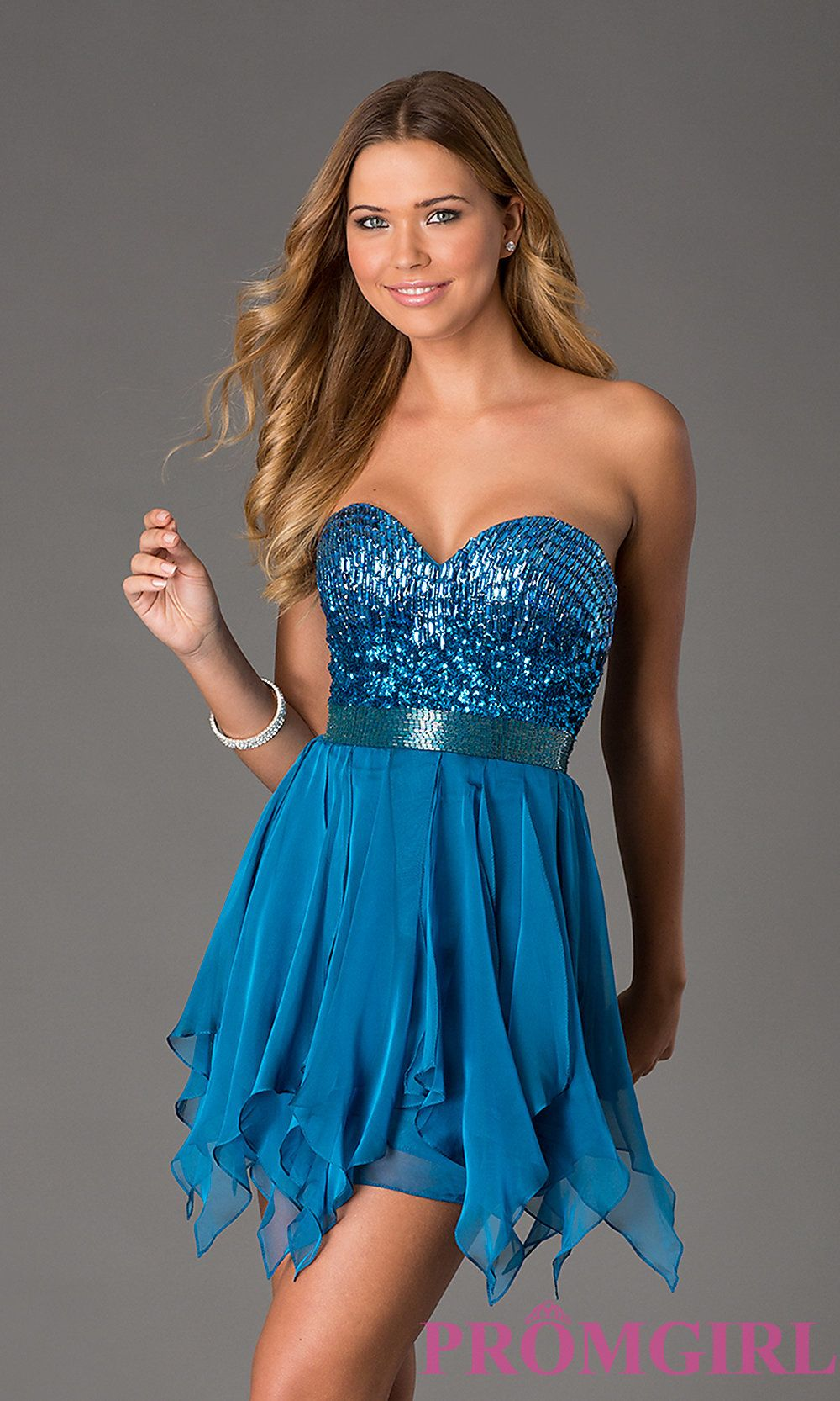 Pin by Brienna N on Dress   Pinterest   Strapless homecoming dresses ...