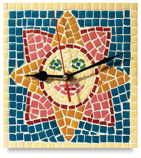 imagine that you are a craftsman of the ancient world creating your own mosaic with stone by stone mosaic kits you can choose either a readytomake kit