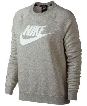 3ebdd0171 Nike Sportswear Rally Logo Fleece Sweatshirt in 2019 | Products ...