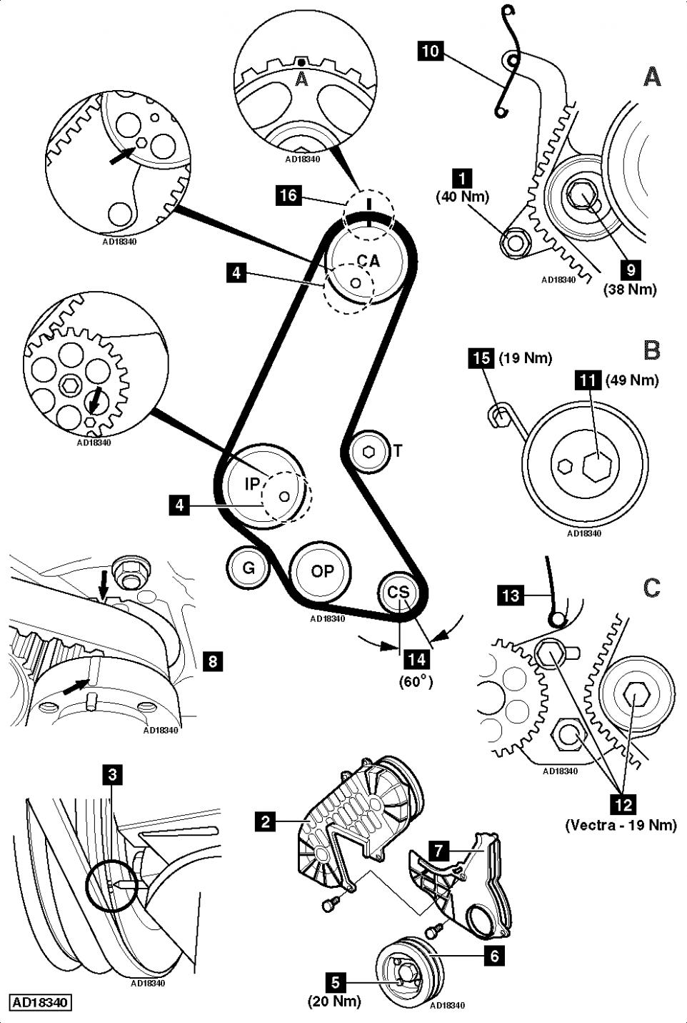 2004 Bmw X5 Serpentine Belt Diagram