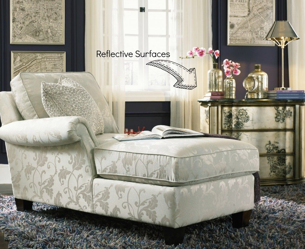 How to decorate a small space - La-Z-Boy Arizona Audra Chaise Lounge : la z boy chaise - Sectionals, Sofas & Couches