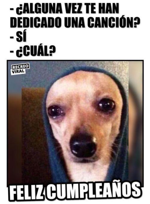 Postales De Feliz Cumpleanos Http Compartirimagenes Com Postales De Feliz Cumpleanos 58 Funny Spanish Memes Memes Spanish Memes