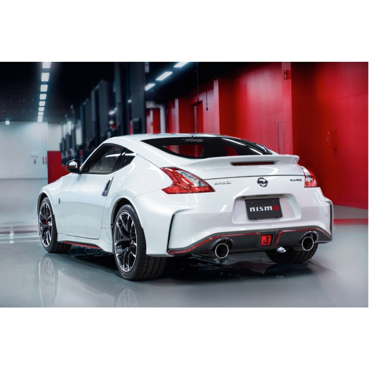 440.20 2015 NISMO Rear Bumper For Nissan 370z Http://www