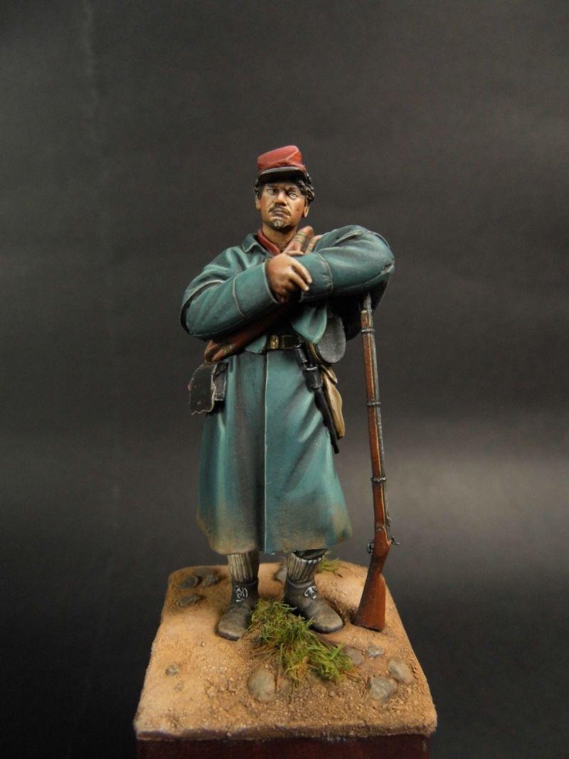 Virginia Heavy Artillery Battalion 1864 by Pino_Ortolani · PuttyPaint