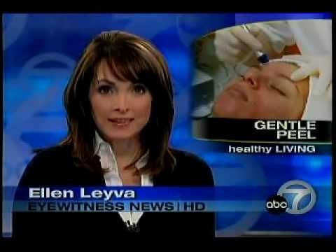 HydraFacial MDR Being Featured At Obagi On ABC 7 LA News Hydrafacial Skincare