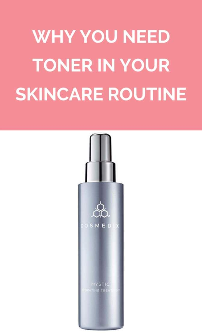 Do You Really Need To Use Toner In Your Skincare Routine Skin Care Toner Products Skin Care Dry Skin Routine