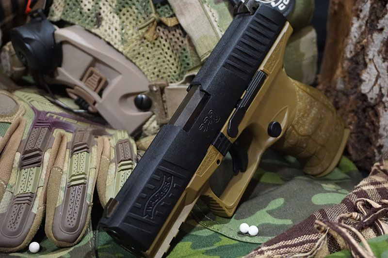 Umarex (VFC) Walther PPQ M2 6mm Gas Pistol (Asia Version)   Walther