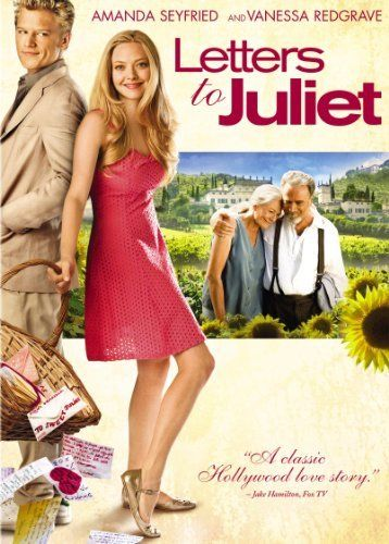 letters to juliet movies books music pinterest