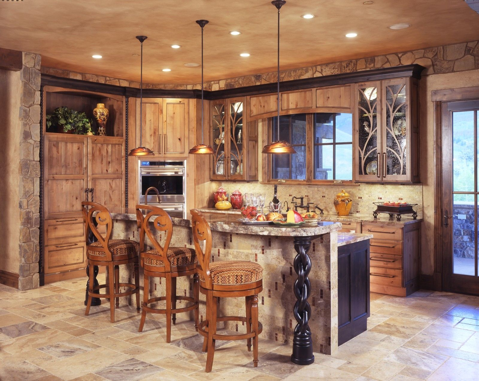 50 creative rustic light fixture plans to update the kitchen in your apartment rustic kitchen lighting design rustic lighting rustic kitchen