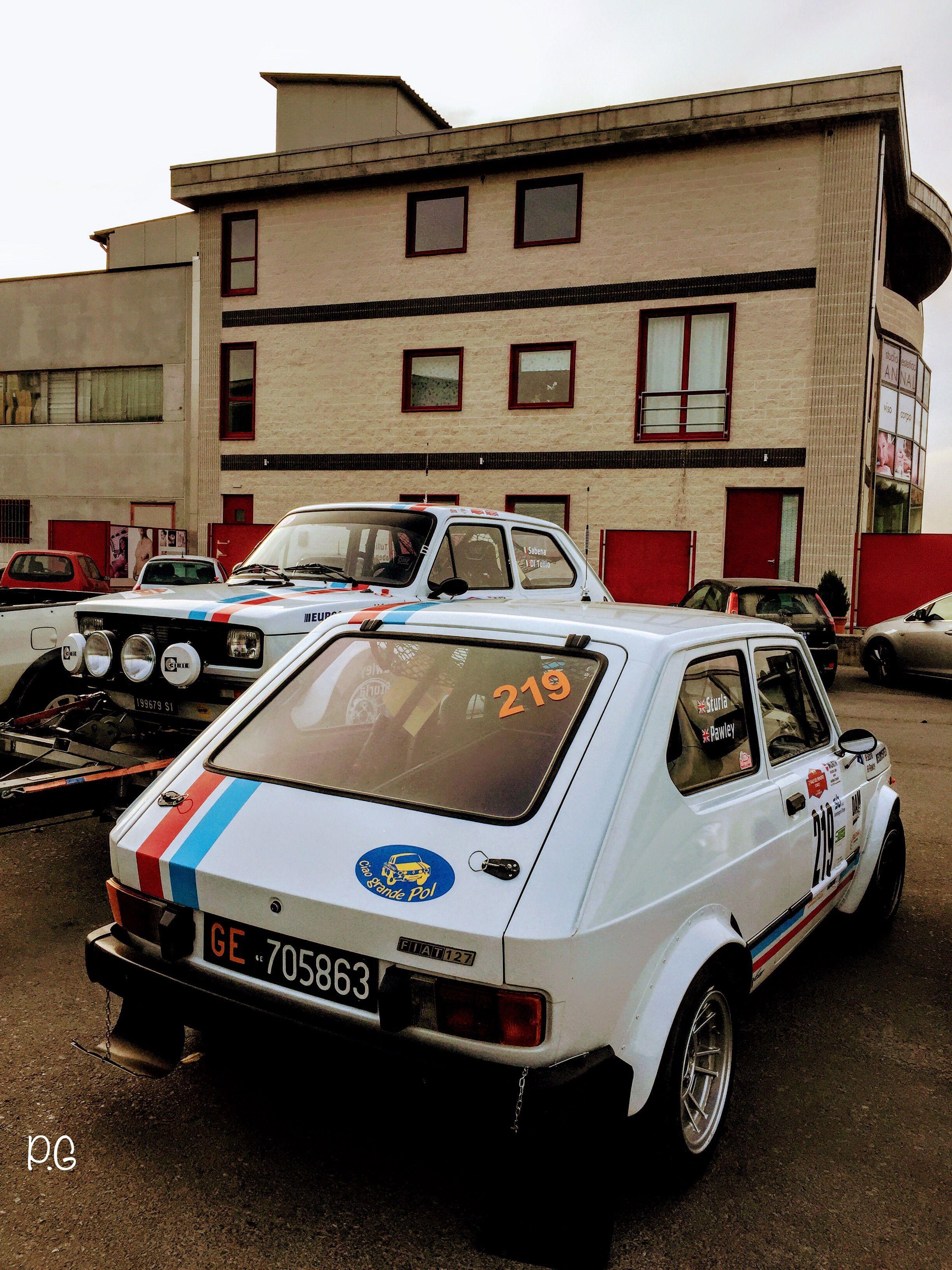 Fiat 127 Con Immagini Steyr