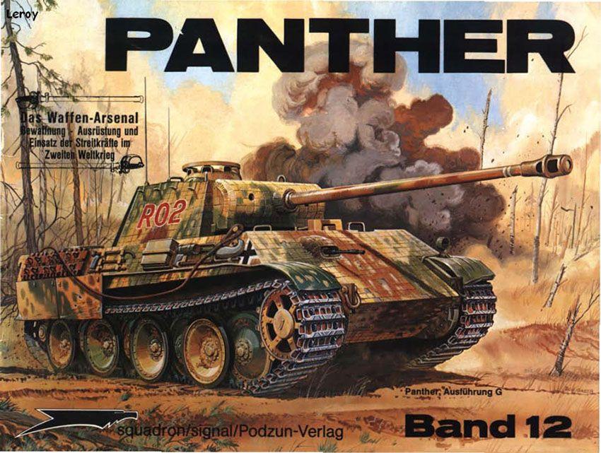 Das waffen arsenal 012 - Panther