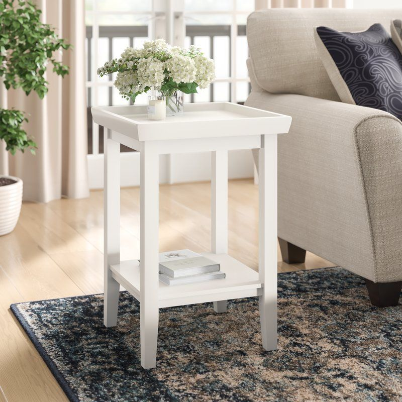 Gwen End Table Reviews Birch Lane End Tables With Storage End Tables Table