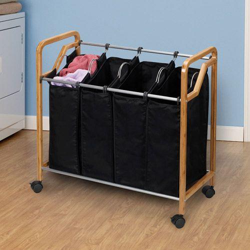 Home Laundry Hamper Household Essentials Laundry Sorter