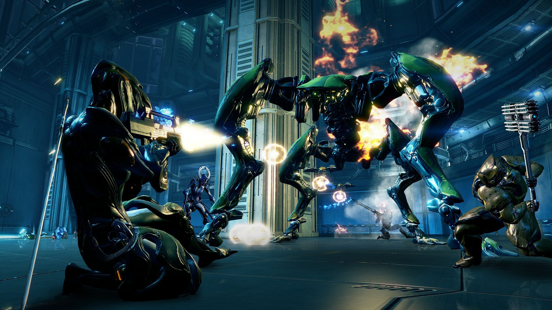 Warframe Beginner's Guide How to get into Warframe